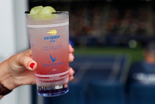 US Open Tennis Drink