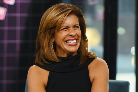 Hoda Kotb returns to 'Today' show, praises maternity leave: 'You come back more whole'