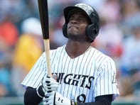 With 30-30 season, White Sox prospect Luis Robert wins Minor League Player of the Year award