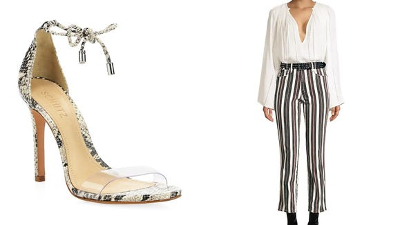 Save on some designer duds with Saks extra savings on their sale section.