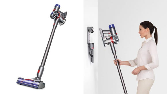 This renewed Dyson is also great if you've got pets.
