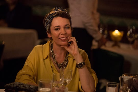 "Olivia Colman as ""The Godmother"" in ""Fleabag."""