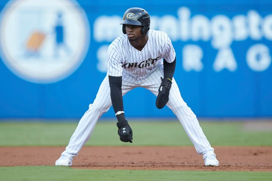 Luis Robert stole 36 bases during the 2019 season.