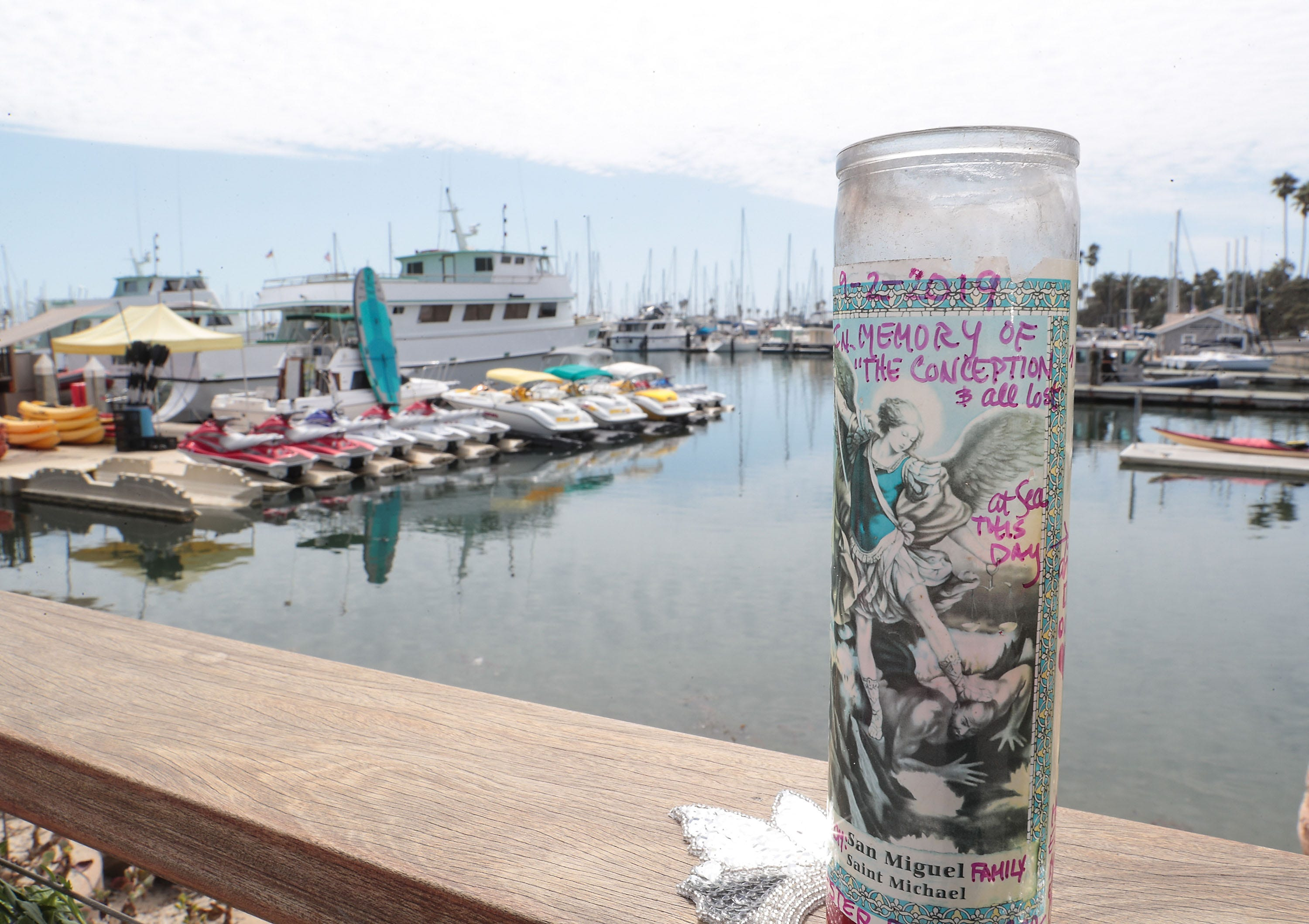 California boat company Truth Aquatics indefinitely suspends tours following deadly Labor Day fire