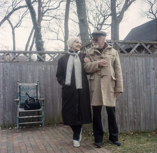 Katie and Harold Stacy by Danny Clinch