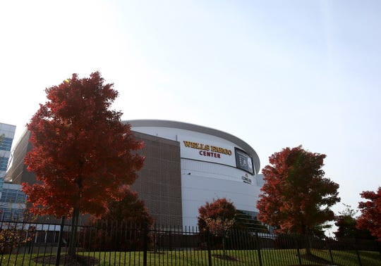 Wells Fargo Center is in the midst of a $265 million renovation that are set to be completed by the time the Flyers and 76ers' seasons begin.