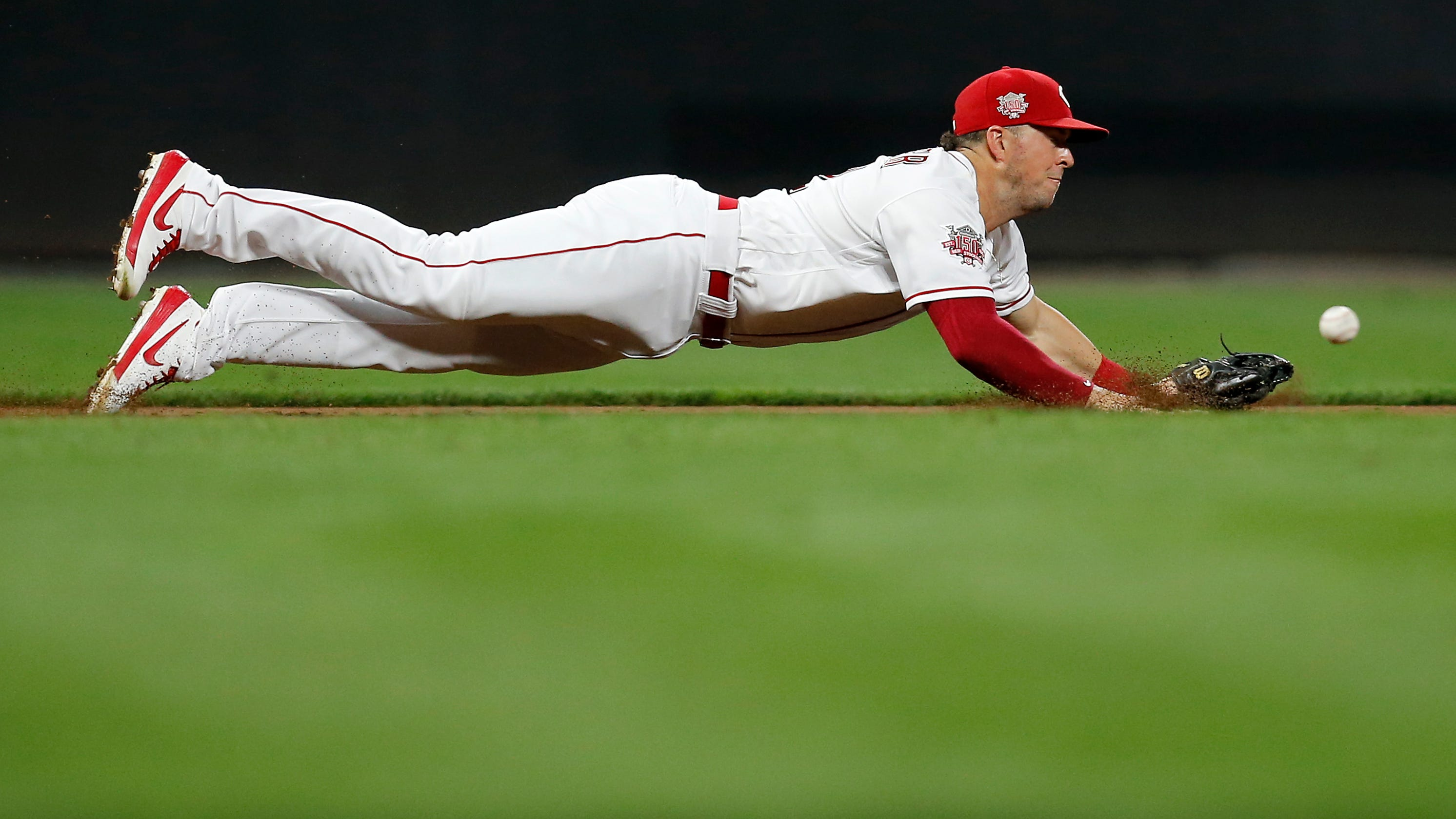 huge selection of 7e3dc f725d September struggles continue for Cincinnati Reds in loss to ...