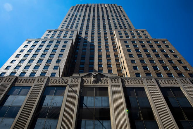 Downtown's Carew Tower, a 49-story National Historic Landmark that started construction just before the Great Depression and was completed in 1930 as the tallest building west of the Alleghenies, might be one of the buildings you'll discover in the Seek Cincy scavenger hunt, happening this weekend.