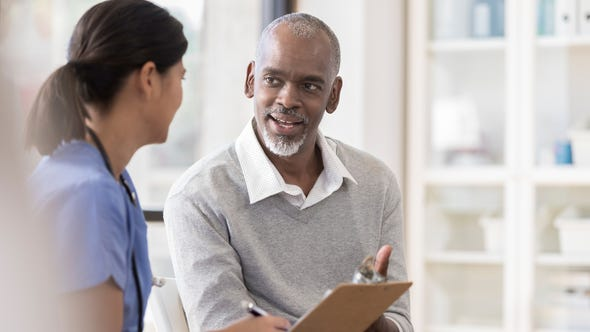 Don't be intimidated to ask as many questions as you need to as your loved one's advocate.