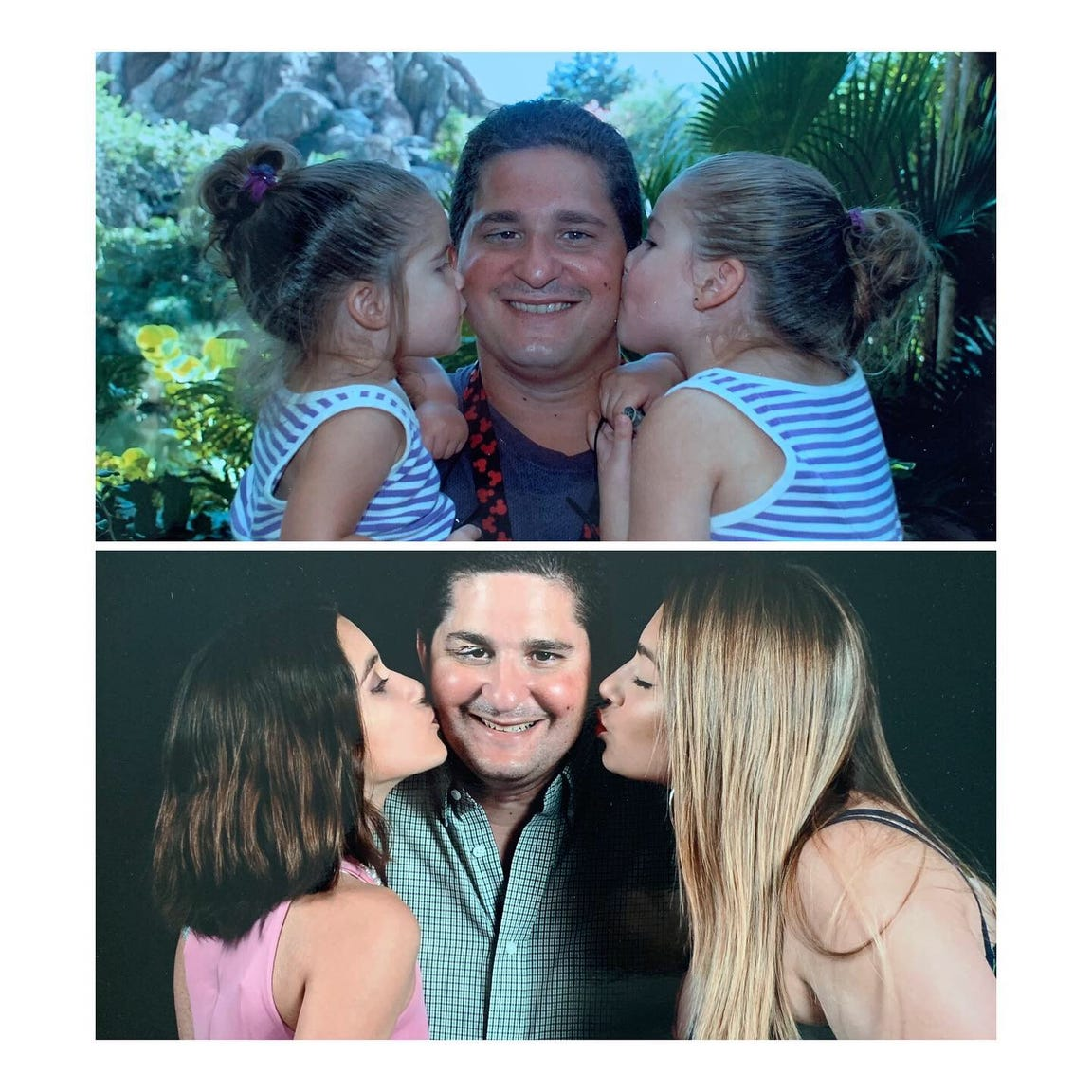 Former Spotswood Mayor Nicholas Poliseno (center) worked at Ground Zero following the WTC Terrorist Attack on Sept. 11 and was diagnosed with Sarcoidosis. He died on July 18, 2019 from Sept. 11-related illnesses. His wife Allison Poliseno and daughters Victoria, 15, (right) and Olivia, 12, (left) intend to continue in his footsteps promoting awareness for Sept. 11 victims and survivors.