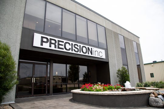 Precision Inc.'s headquarters is located in Pella. The company has acquired four companies in the United States, Canada and Chile since 2015.