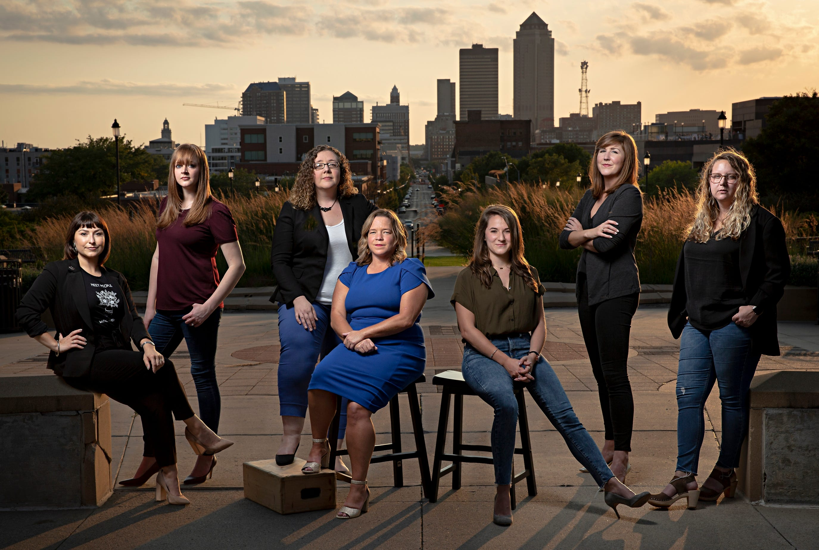 Advice from the women leading 2020 campaigns in Iowa