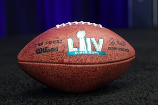 Super Bowl LIV will be played at Hard Rock Stadium in Miami Gardens, Fla, on Feb. 2, 2020.