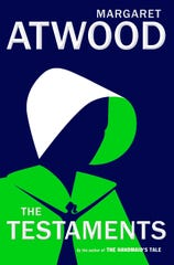 """The Testaments"" by Margaret Atwood."