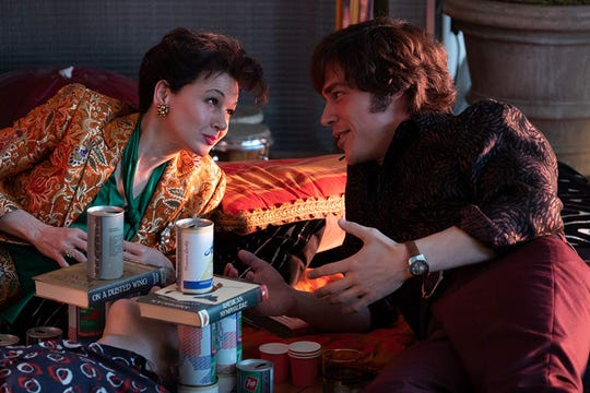 Renee Zellweger and Finn Wittrock in 'Judy.'