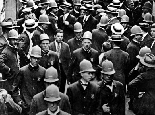 By the time the 1919 Boston police strike ended, organized labor received a serious setback and the very notion of police unions was under assault.