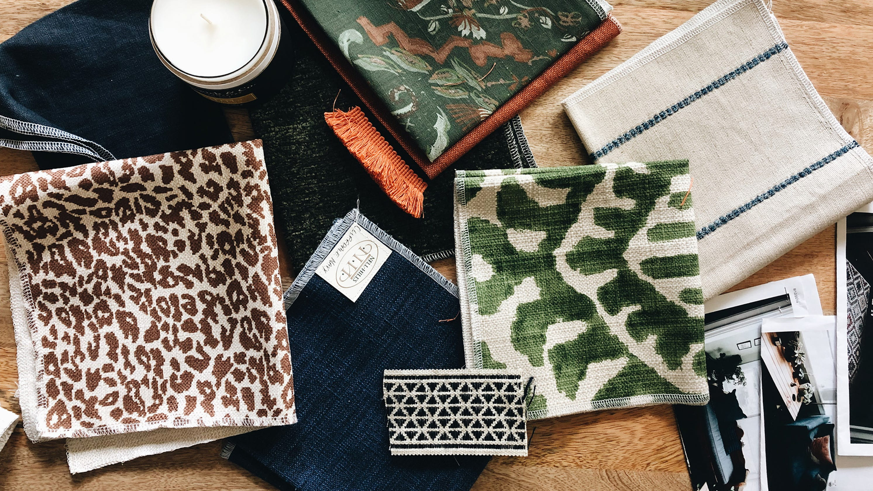 Style at Home: Getting wild with textiles