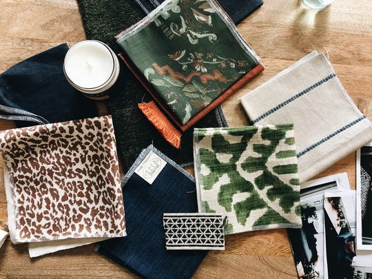 Animal prints play well with others; don't be afraid to mix and match them into your existing patterns.