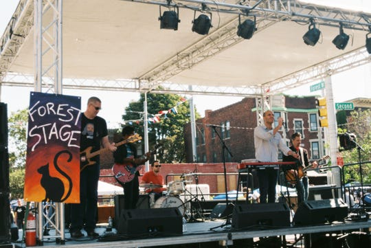 As always, music will form a large part of this year's Dally in the Alley Saturday.