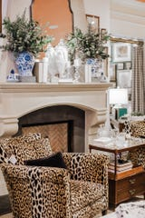 When used correctly, leopard print can add elegance and luxurious texture to your space.