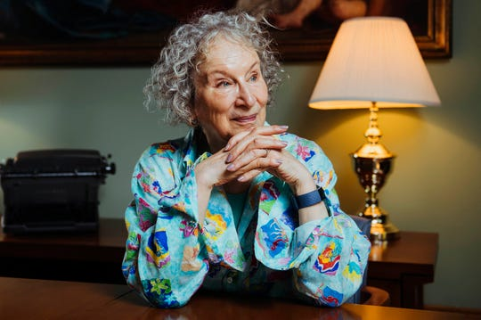 Margaret Atwood in Toronto, Canada.