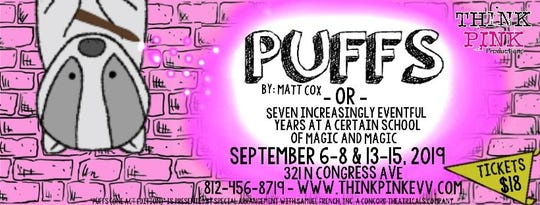 Think Pink's Puffs is this weekend and next.