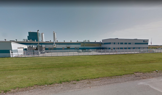 Westech's location at 7451 Indiana 62 East in Mount Vernon, Indiana.