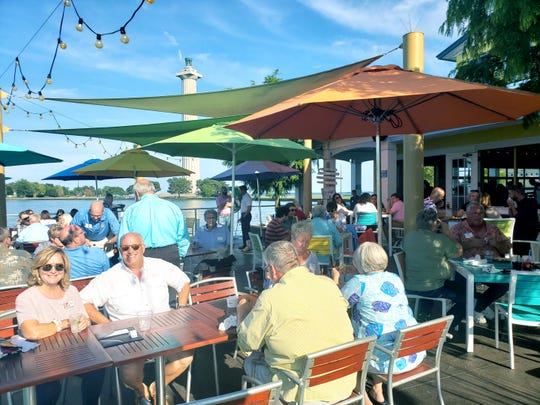 "The Ottawa County Improvement Corporation held its annual ""Experience Ottawa County"" program on Aug. 22 at The Keys on Put-in-Bay."