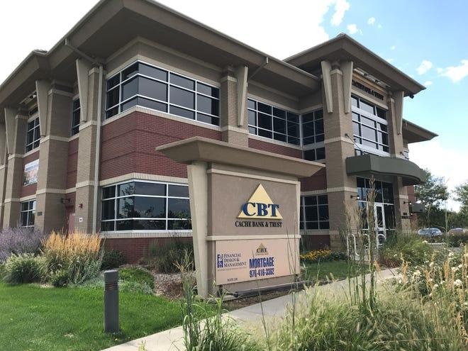 Cache Bank & Trust, 4645 Ziegler Road, in Fort Collins.