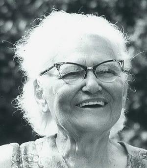Grandma Minnie at age 88