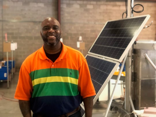 Former inmate works with nonprofit to help ease prisoner reentry, Upstate SC labor shortage