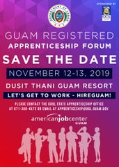 2019 Registered Apprenticeship Industry Forum.