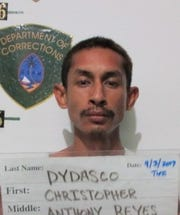 Christopher Anthony Reyes Dydasco
