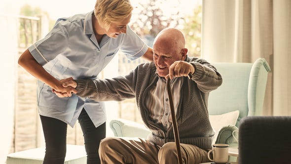 Learn what you can do as a friend, family member or caregiver to help keep your loved ones' golden years injury free.