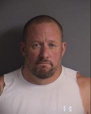 Joseph Michael Fermino, 41, of North Liberty, faces a theft charge after he was arrested on September 4, 2019.