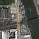 City staff looks to extend Riverside sidewalk through railroad embankment