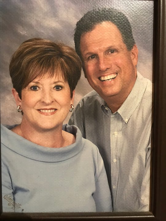 Ed Smith and his wife, Vicki, made a significant impact on the Powell community and the Broadacres subdivision, in particular.