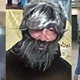 Two banks in Lafayette and a third bank south of Lafayette have been robbed since Aug. 5. The description of the robber is similar in all three robberies. In the Aug. 5 robbery at the Centier Bank in Lafayette, pictured on the left, the suspect was clean shaven and wore sunglasses. In the Sept. 4 robbery in Linden, pictured in the middle, the suspect has wears thin, wire-framed glasses, a fake beard and a wig. In the Aug. 26 robbery at the Regions Bank in Lafayette, the suspect wore a fake beard, thin, wire-framed glasses, latex gloves and a baseball cap.