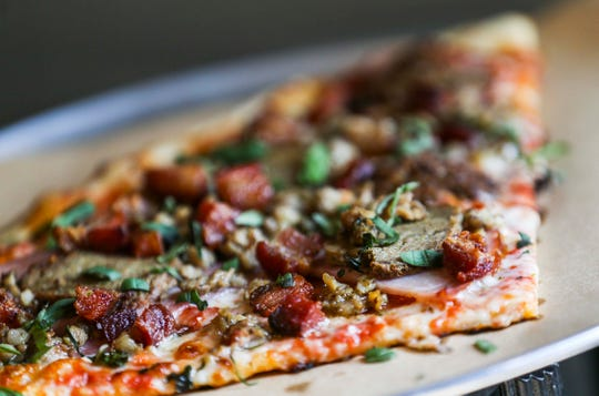 National Pizza Day is Sunday, Feb. 9.