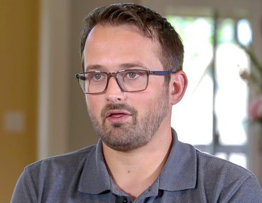 Jacob Denhollander.August, 2019
