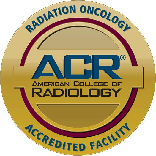American College of Radiology Seal.