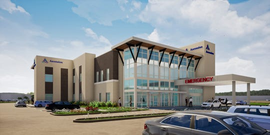 The Menomonee Falls village board Jan. 20 approved of a developer's agreement with Cobalt Evs Health, LLC, to provide tax incremental financing to build a 33,000-square-foot Ascension Wisconsin health center and small-scale inpatient hospital.