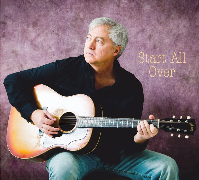 Shawn Beaver will perform in downtown Yellville on Saturday night.