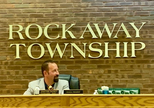 Rockaway Township Council votes to replace Council President Tucker Kelley with Councilman Jonathon Sackett at its Sept. 3 meeting.