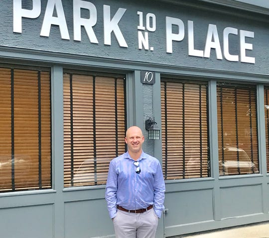 Alex Athan, managing partner of Barrel & Boar and great grandson of The Natoma founder George Athan, announced plans to open 1922 On The Square in the former Natoma and Park Place Bistro location.