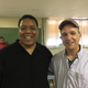 Pastor Mack Brandon with Paul Aronsohn N.J. Ombudsman for Individuals with Intellectual or Developmental Disabilities and Their Families.
