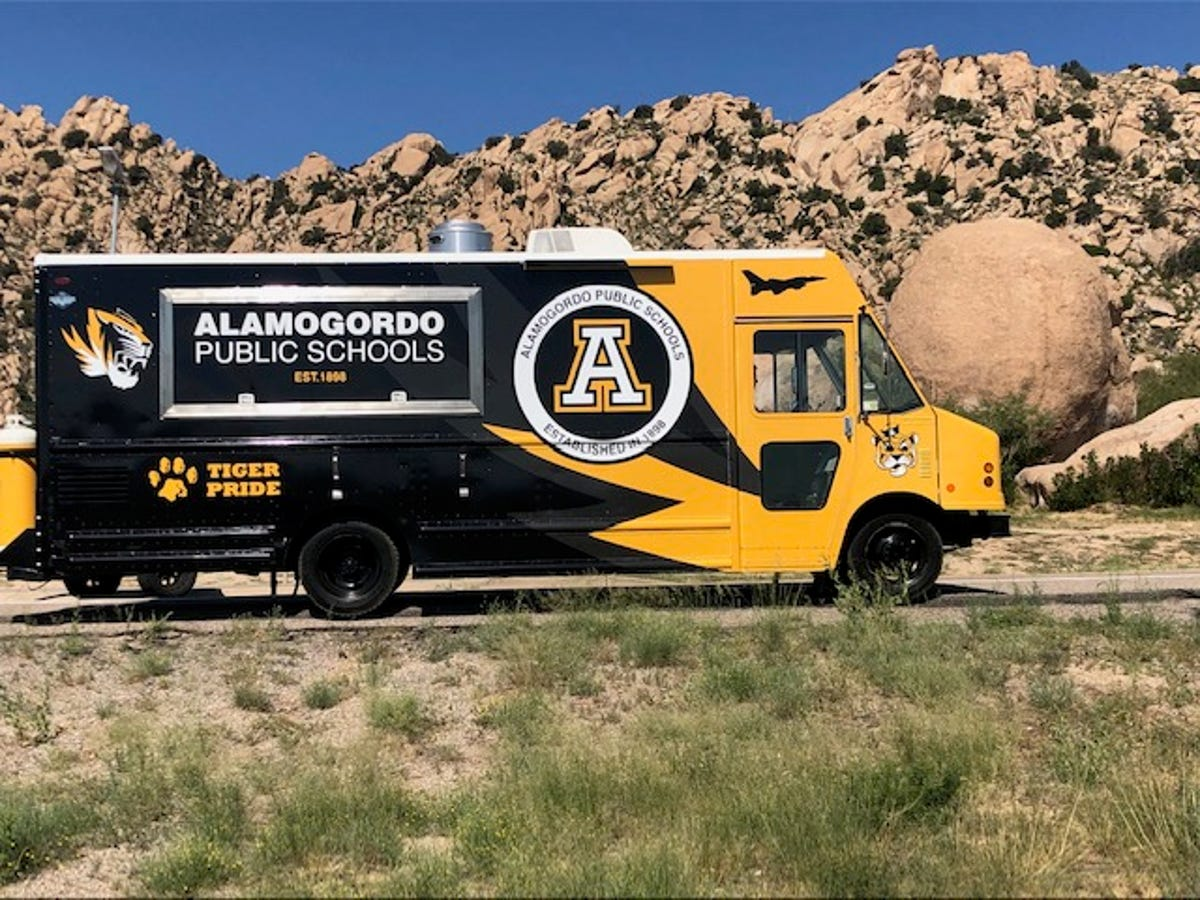 Alamogordo, NM Schools: Food truck options for students now available