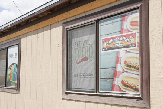 Eat Well Otero is working with JAM-ing Hot Dogs, seen above, and other restaurants to bring healthier dining options to Alamogordo.