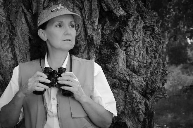"Albuquerque actress Ann Beyke delivers her ""The Wonders of Nature: Rachel Carson"" Chautauqua presentation on Sept. 6 at San Juan College."