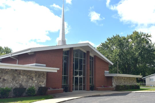 Compass Christian Church on Five Mile Road in Livonia.